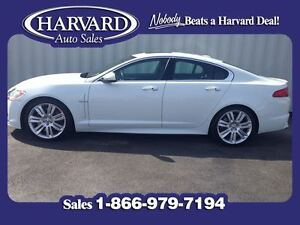 2011 Jaguar XF R,Polaris White, Supercharged, Best Jag in Town