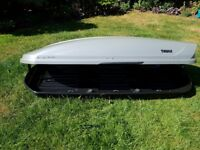 Thule Motion 900 Roof Box, Capacity 630 litres, Dual Side Opening, Excellent Condition, With 2 keys