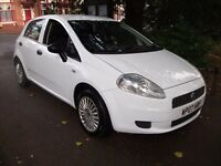 Fiat Grande Punto 1.2 Active 5dr LOW TO INSURE + CHEAP ROAD TAX 2007 (07 reg),CALL NOW 01162149247