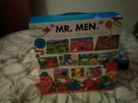 Mr men jigsaw collection