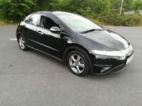 2006 HONDA CIVIC 2.2 I-CDTI 6 SPEED DIESEL 1 YEAR M,O,T FULL SERVICE HISTORY