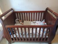 Cot bed/ junior bed with drawer