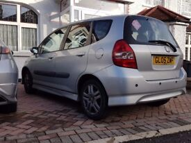 Honda Jazz 1.4 CVT Sport, Automatic, 5 Door, Excellent Engine and Condition ** CHEAP **