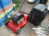 Sovereign XP40 Sprint Self-Propelled Lawn Mower with Briggs & Stratton - Sprint Engine