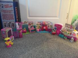 Giant shopkins playset