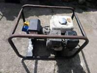 Honda Generator Stephill 2.2 KVA good working order 110 /240 v
