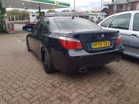 BMW 5 SERIES 3.0 530d M Sport 4dr,110k miles FSH,Hpi clear