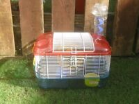 HAMSTER CAGE £10