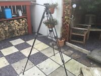 Professional Camera tripod and video slider
