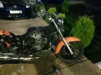 Daelim daystar 125cc 62 plate spares or repairs