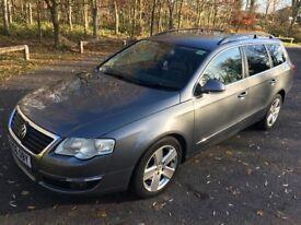 VW Passat Estate Sport 2.0L TDI 2006 170PS