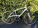 "*FULLY SERVICED& REFURBISHED* Decathlon (19"") - hybrid city road bike in fantastic condition"