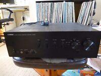 yamaha a s500 amplifier black