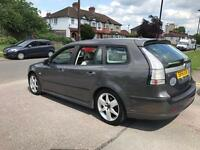 2007 SAAB 9-3 VECTOR SPORT DTH ESTATE FULL SERVICE HISTORY 2KEY