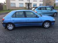 Peugeot 306 auto MOT Dec clean car low miles