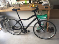 Immaculate bike for sale: Specialised Globe Hybrid, 49 cm/ 19 inch frame, ladies