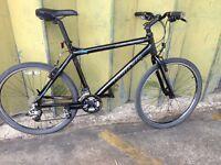 "Bicycle Carrera Subway 1 Mens Hybrid bike 20"""