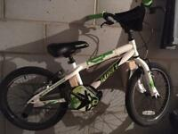 Apollo force kids bmx bike 18''