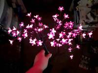 Cherry blossom electric tree