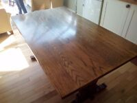Oak Refectory Table *Reduced*