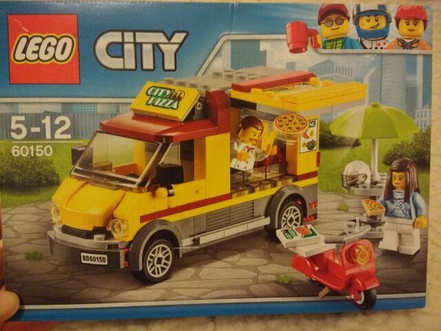 Lego Pizza Van 60150 New Sealed Box In Langside Glasgow Gumtree