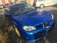Subaru Impreza wrx 2007 hawk part out