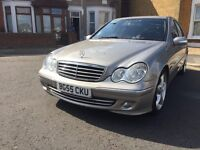 2006 MERCEDES C CLASS AUTOMATIC C220 CDI AVANT-GARDE,-FULL SERVICE HISTORY