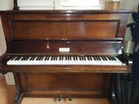 Elysian upright piano for sale