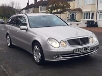 MERCEDES E 320CDI ESTATE, AUTOMATIC, FULL SERVICE HISTORY,EXCELLENT RUNNER,PERFECT CONDITION!!