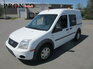 "2011 Ford Transit Connect 114.6"""" XLT w-rear - side do"
