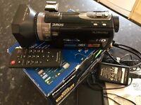 Panasonic SD900 Full HD 1920x1080p (50p) 3D Ready Camcorder - Black (3MOS sensor