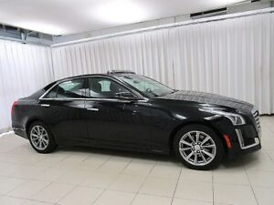2017 Cadillac CTS WHAT A GREAT DEAL!! CTS AWD LUXURY SEDAN w/ HE