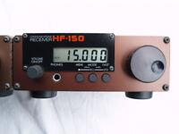 Lowe HF-150 General Coverage Receiver, HF, SSB, AM, ASM, (Scanner)