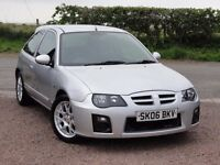 MG ZR 105 3 Door Hatchback, 2006 / 06 Reg, 1 Owner, 43k Miles, 1 Year MOT, Silver