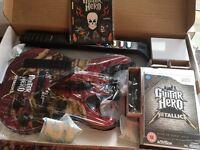 Metallica Guitar Hero for Wii