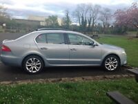 Skoda Superb se tdi 140 auto in excellent condtion full service history one owner from new