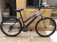 "Raleigh explorer MT 20 mountain hybrid bike. 17"" Frame. 26"" Wheels. Fully working"