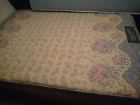 GOOD QUALITY AND CONDITION-DOUBLE MATTRESS (£40) AND SINGLE MATTRESS (£20) (ONO) FOR SALE in BRISTOL