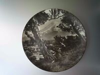 Mount Egmont D6417 Royal Doulton Collectors Plate - Collectble