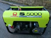 Pramac S 5000 Honda Petrol / LPG Including the LPG Kit