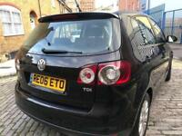 2006 VOLKSWAGEN GOLF PLUS DIESEL 1.9 ONLY £1990
