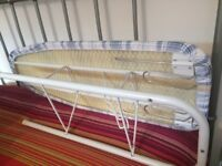 Table top ironing board - as new