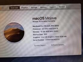 MacBook Pro (upgraded)