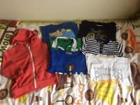 Boys clothes bundle 5-6yrs