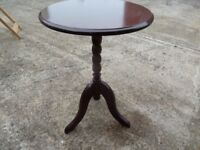 Barley Twist Wine Side table Delivery available lg