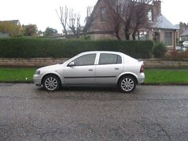 2005 05 VAUXHALL ASTRA 1.7 CDTI DIESEL SPORT **PART EXCHANGE AVAILABLE**EXCELLENT DRIVER