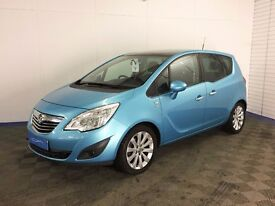 Vauxhall MERIVA SE TURBO 2012 with No Credit Scoring Finance* and No Deposit only in January!**
