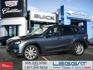 2015 Mazda CX-5 GT/AWD/Nav/Leather/Roof