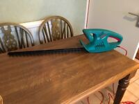 Bosch AHS 550-16 Hedge Trimmer - USED ONCE