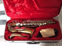 Alto saxophone by Armstrong